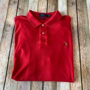 Polo Ralph Lauren Men's Pima cotton polo shirt